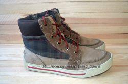 Timberland ботинки кеды натуральная кожа
