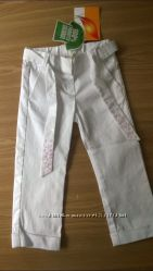 Нарядные штанишки для девочки 24 месяца