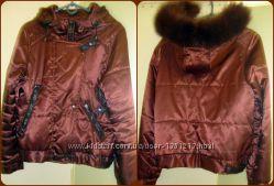 Замечательная демисезонная куртка