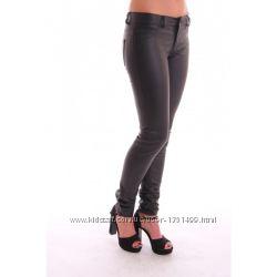 Стильные брюки под кожу голландского бренда Supertrash,  26