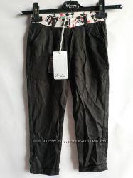 Стильные брючки на девочку от итальянского бренда Gaialuna, 26, 106 см