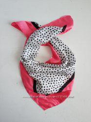 Качественный шейный  платок    немецкого бренда C&A