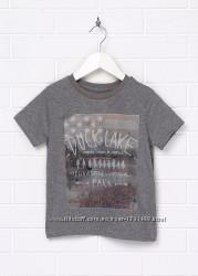 Детская футболка французского бренда Kiabi, , 6, 8, 10 лет