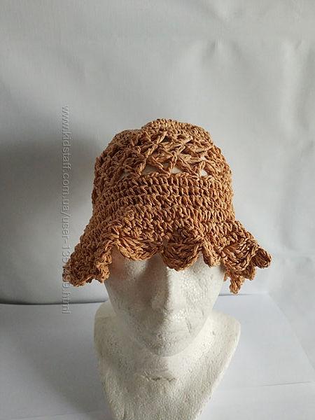 Детская шляпа шляпка немецкого бренда C&A Европа