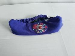 Хлопковая повязка  на голову Frozen немецкого бренда accessoires by C&A
