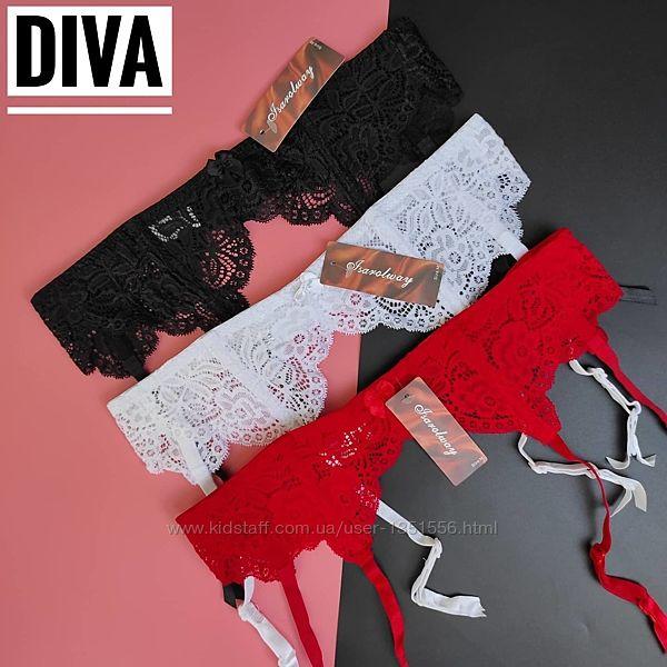Кружевные сексуальные пояса для чулок с подвязками, красный, белый, черный