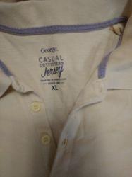 Мужская Тениска Поло George XL