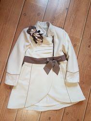 Пальто для маленької красуні