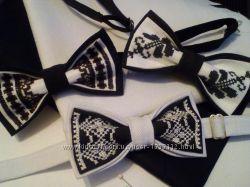 Бабочка-галстук Метелик Краватка, вышивка , вышиванка