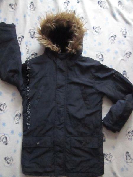 Деми курточка Rebel на 10-11 лет