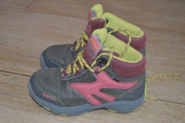 Hi-tec Waterproof 31р зимние ботинки. кроссовки.