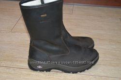 GriSport 41р сапоги зимние Spo-tex кожаные. Made in Italy.