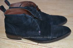 Tommy hilfiger 43р   ботинки  демисезон замшевые Оригинал.