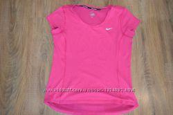 Nike dri-fit running M футболка майка оригинал женская