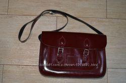 Портфель женский. сумка кожаная новая.
