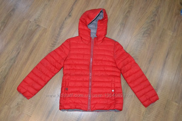 Geox куртка пуховик демисезон еврозима 8128см