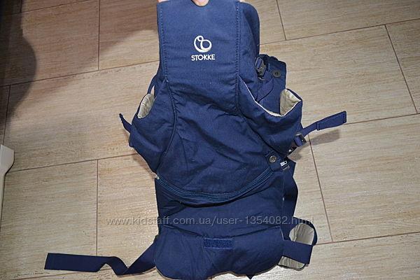 Stokke MyCarrier слинг переноска кенгуру 3. 5-15 эрго-рюкзак, на спине