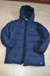 Reebok classic M  пуховик, куртка зимняя на пуху.