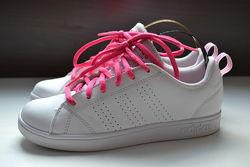 adidas neo 32р кроссовки сникерсы белые. Оригинал. 2019г. в.