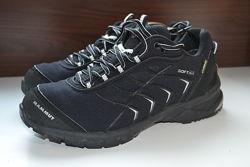 mammut 38.5р кроссовки ботинки трекинговые, походные. gore-tex
