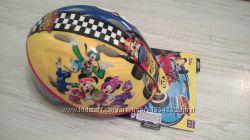Шлем защитный disney 3-5 лет оригинал mickey and the roadster racers
