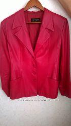 кожаный пиджак  44р
