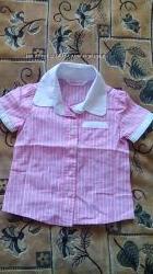 Рубашечка-блузочка фирмы Gloria jeans