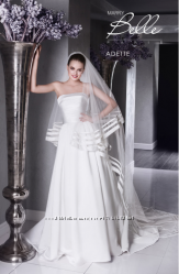 Французское свадебное платье Marry Belle Paris
