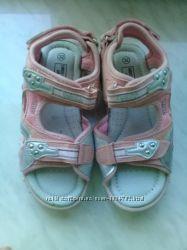 Ортопедические сандалии для девочки  Италия