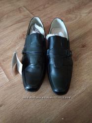 Туфли кожанные для школы