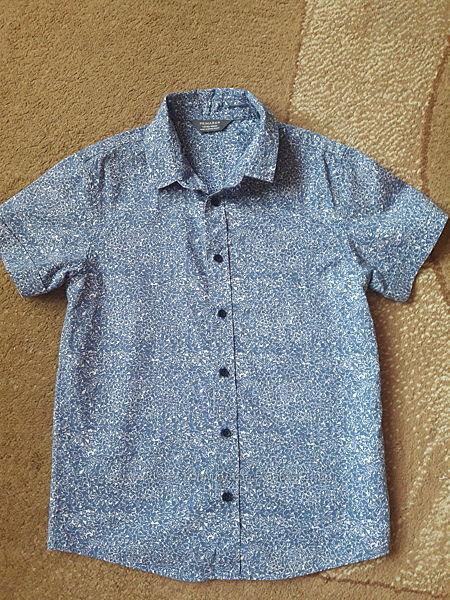 Рубашка PRIMARK в новом состоянии рост 128см