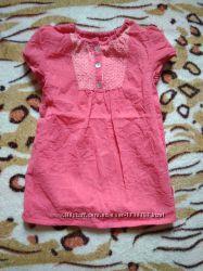 Фирменное платье aya naya на 12-18 мес.