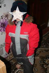 Зимний комбинезон Ohara охара размер 98-104