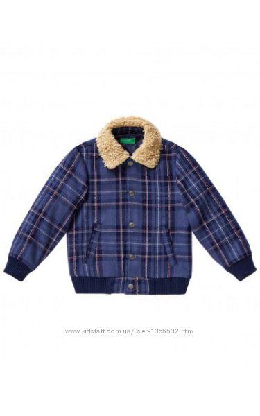 Куртка демисезонная Benetton, 6-7 лет, р. 120