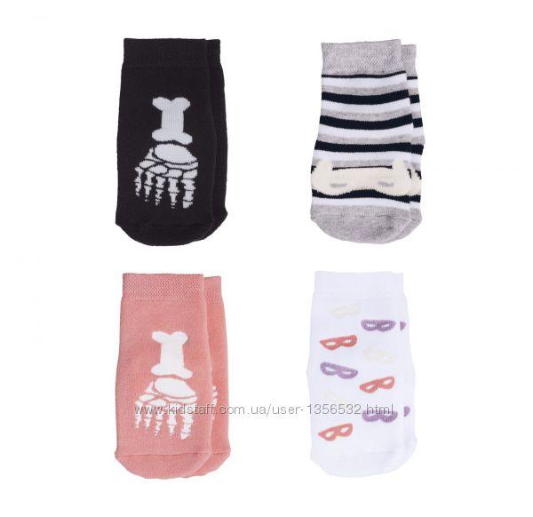 Носки махровые с тормозами, светятся, 19-22, 23-26, 27-30