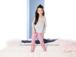 Пижама трикотажная, хлопок, 110-116, Германия