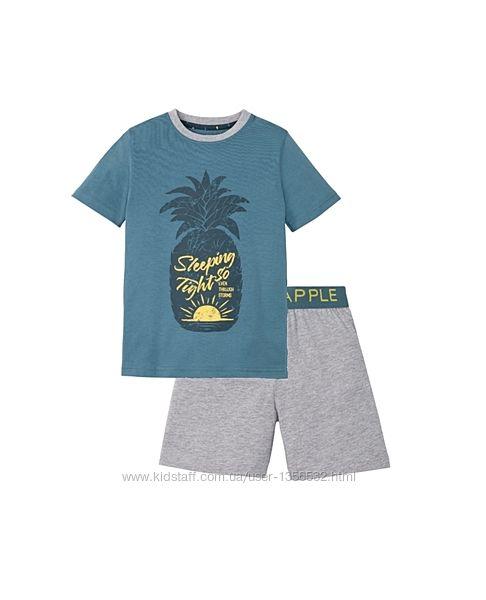 Пижама шорты и футболка, 146-152, 158-164, Германия