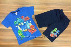 комплект футболка и шорты Герои в масках