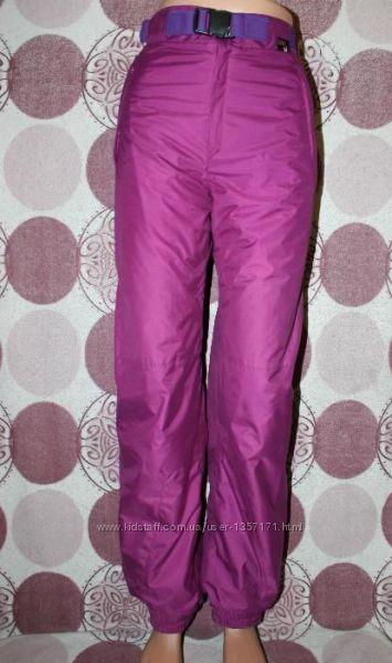 Горнолыжные штаны гірськолижні, лыжные штаны SNC 36 р France, K2 42 р