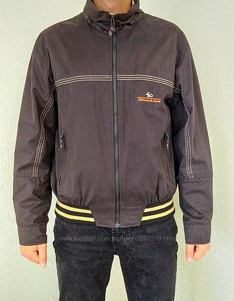 Молодежная куртка мужская Silverline