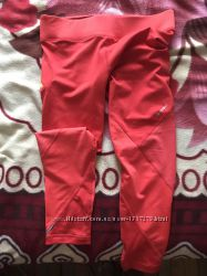 Лосины красные Soc