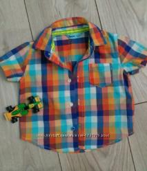 Сорочка рубашка на хлопчика