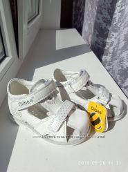 Детские кожаные босоножки ТМ Clibee р-р 24