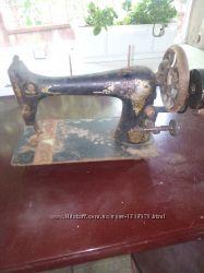 раритетСША швейная машинка