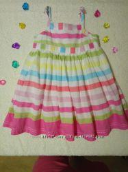 Нарядное пышное платье на 1 годик очень нежное