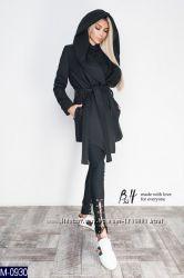 Пальто кашемир размер 42-48
