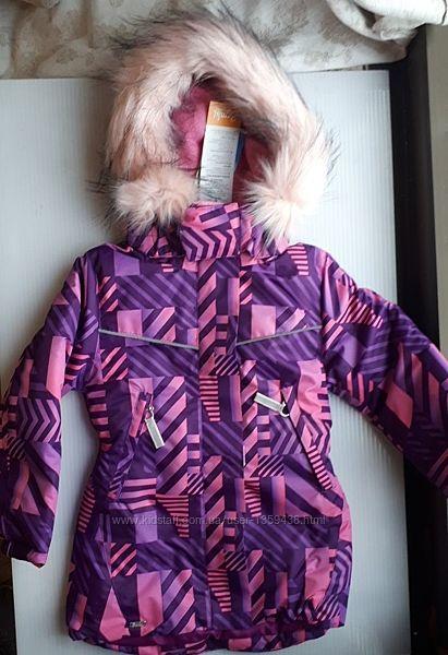 Куртка зимняя мембрана кт204 ТМ Бемби