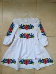 bb61a5397806b6 вишита сукня для дівчинки, 1750 грн. Детские платья, сарафаны ...