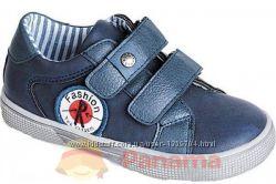 Полуботинки, мокасины, слипоны, кроссовки на мальчика Arial р. 27 17см новы