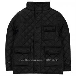 Firetrap Kingdom Куртка Подростковая Для Мальчика Чернаяp. 152-158см